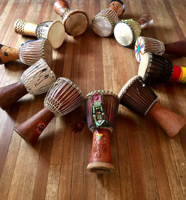 Afrikaya Drum Circles